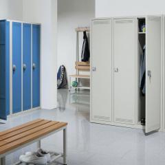 Garderoben-Stahlspinde SP PROFI SYSTEM ohne Unterbau