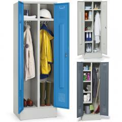 Mehrzweck-Garderoben-Stahlspinde