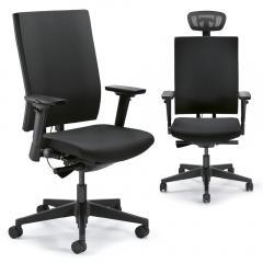 Bürodrehstuhl VENEDIG PRO - Synchron-Mechanik