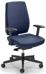 Bürodrehstuhl Ergo SIT Blau