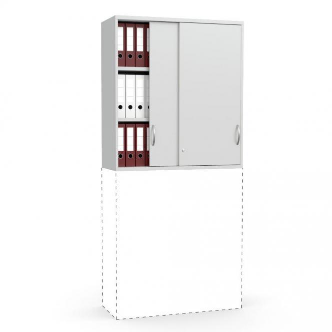 schiebet ren aufsatzschr nke profi modul bequem online bestellen bei delta v office trade. Black Bedroom Furniture Sets. Home Design Ideas